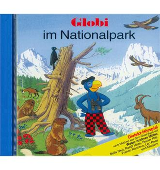 Globi im Nationalpark CD