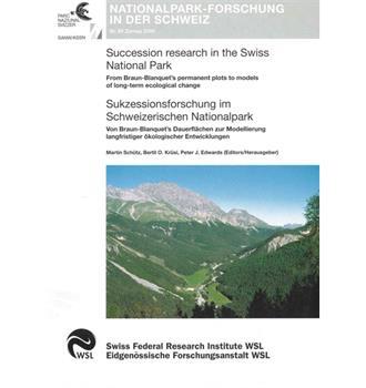 Sukzessionsforschung im Schweizerischen Nationalpark