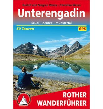 Unterengadin / Rother Wanderführer