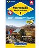 Wanderkarte Oberengadin-Bergell-Puschlav