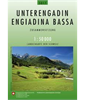 Swiss National Map Lower Engadine