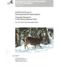 Huftierforschung im Schweizerischen Nationalpark
