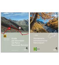 Kit carta e guida escursionistica