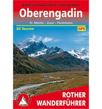 Oberengadin / Rother Wanderführer