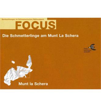 Focus Die Schmetterlinge am Munt La Schera