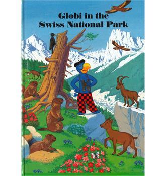 Globi in the Swiss National Park