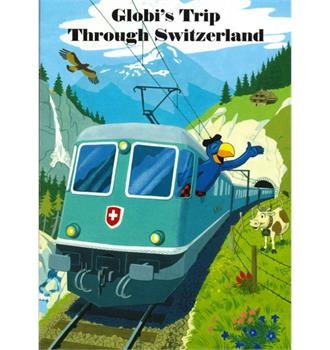 Globi's Trip trough Switzerland
