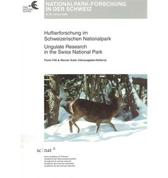 Huftierforschung im Schweizerischen Nationalpark (Bd 93)